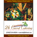 8-24 Carrot Catering